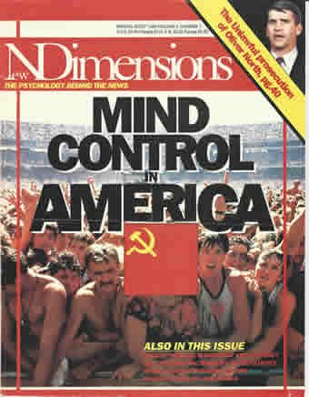 Roy Masters -- Mind Control in America: It's here, it's real, and it's frightening, Part 1