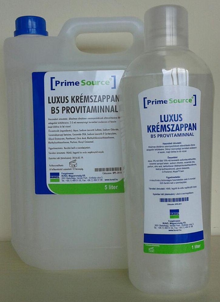 Prime Source sapun crema lux dezvoltat la cele mai inalte standarde de calitate.