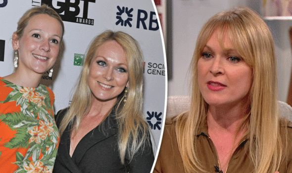 Emmerdale's Michelle Hardwick reveals she SPLIT from wife Rosie after one year of marriage - https://newsexplored.co.uk/emmerdales-michelle-hardwick-reveals-she-split-from-wife-rosie-after-one-year-of-marriage/