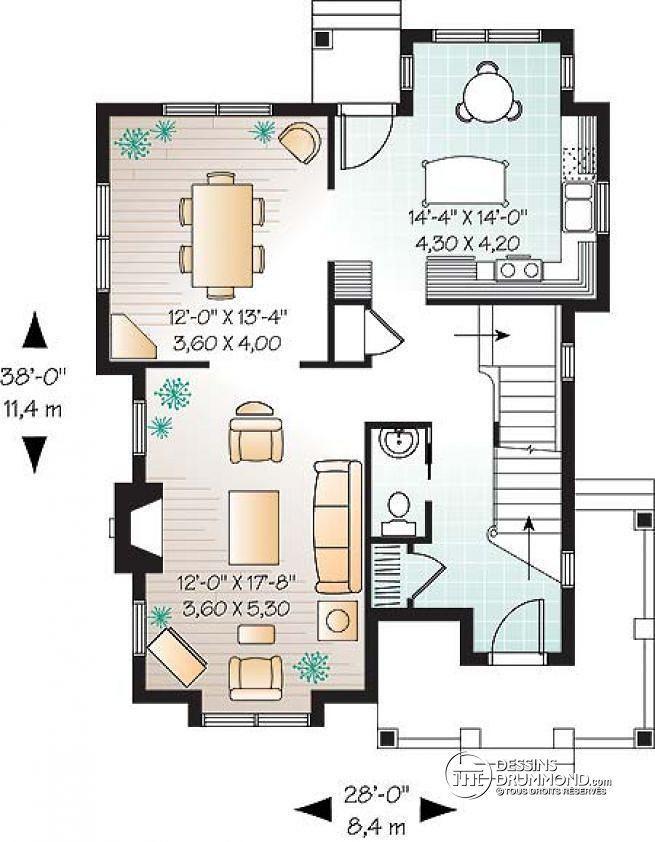 Plan De Maison Victorienne. Fabulous House Plans Twostorey House ...