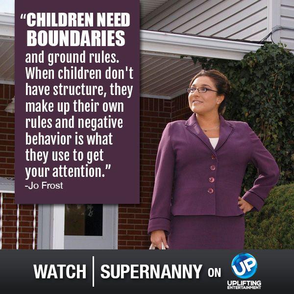 Watch Supernanny on UP!