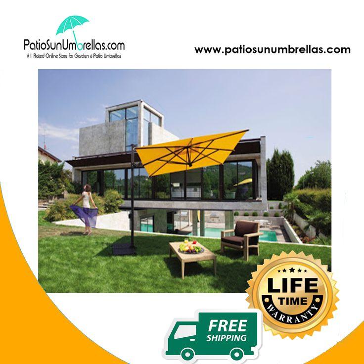 The 25 best Large patio umbrellas ideas on Pinterest Large