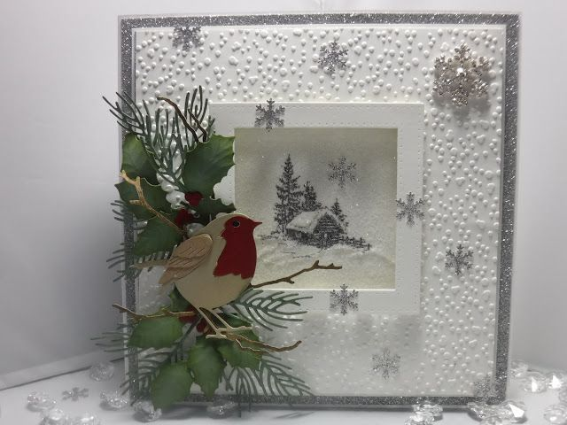 Drakes Field Cards: Phoenix & Christmas Card