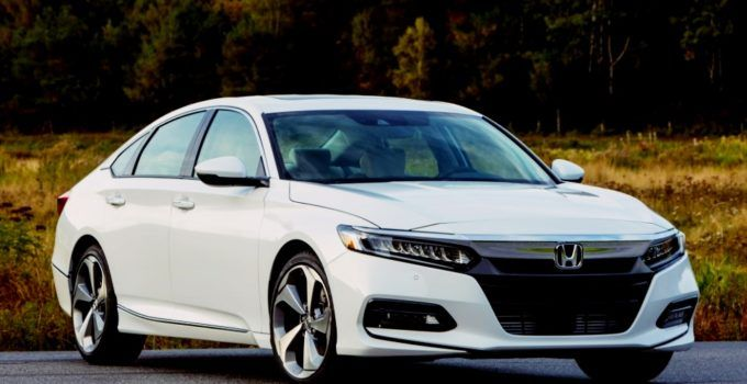 2019 Honda Accord Sport Review Price And Photos Honda Accord Sport Honda Accord Honda
