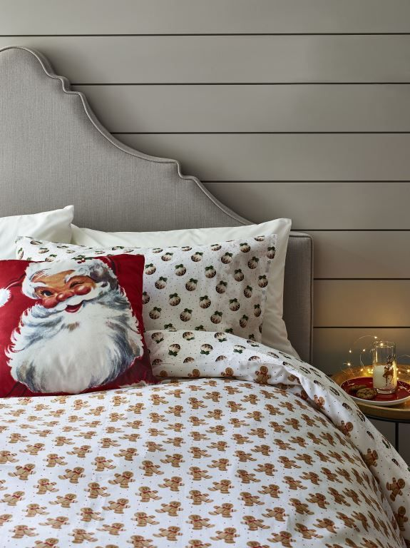 6 Asda Christmas bedspreads we want to snuggle up in right now