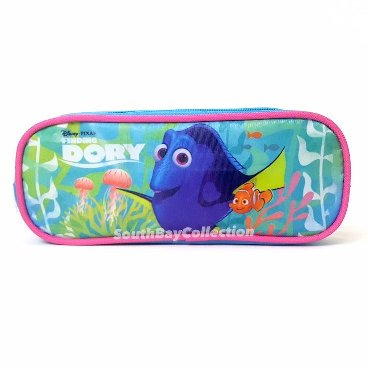 Finding Dory Kids Long Pencil Case for Girls #Disney #PencilCase #FindingDory #UnderTheSea