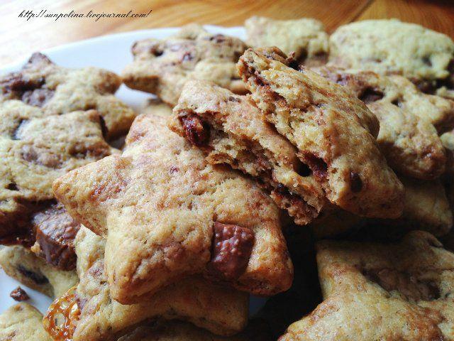 Солнечная - Мятное печенье с шоколадом