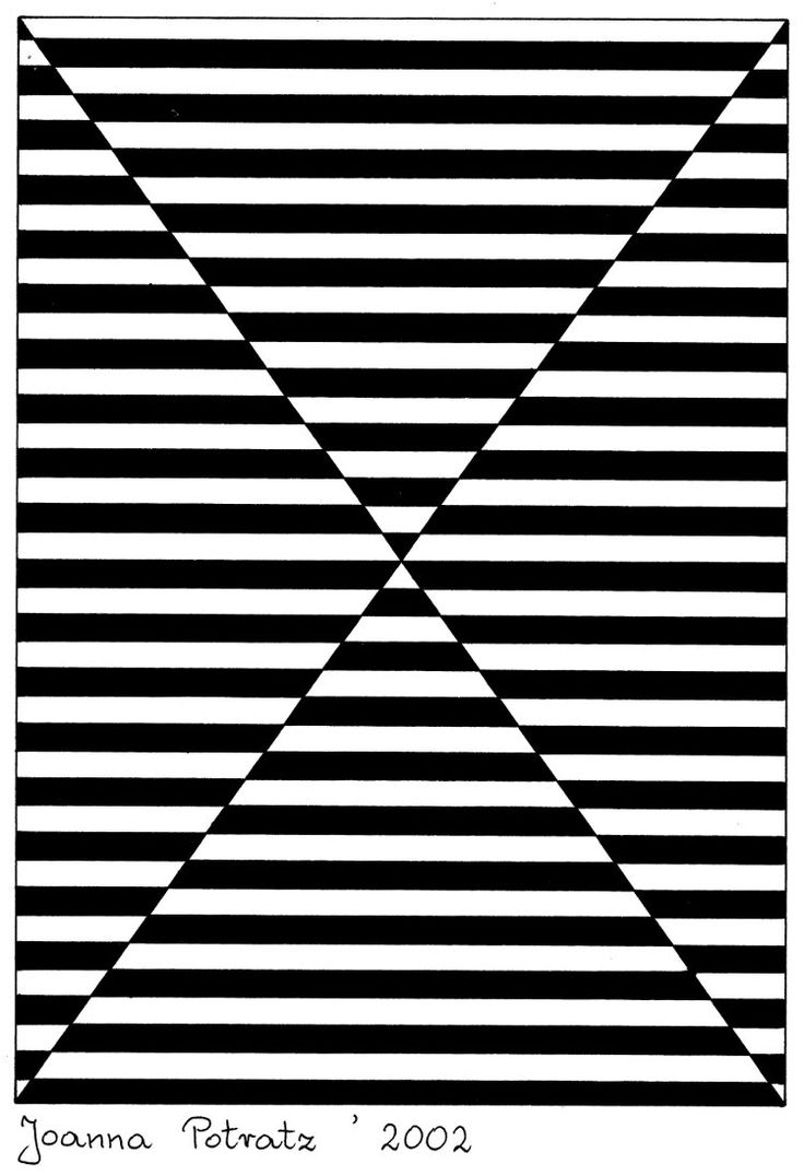 Line Drawing Illusion : Best op art ideas on pinterest optical