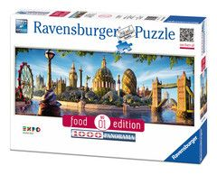 Veggie skyline di Londra | Puzzle | Novità | Prodotti | IT | ravensburger.com