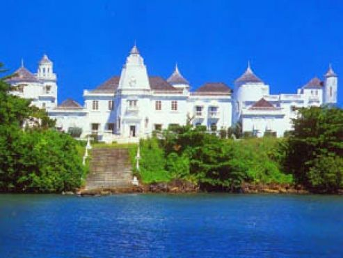 The trident castle port antonio jamaica luxury vacation for Jamaica vacation homes