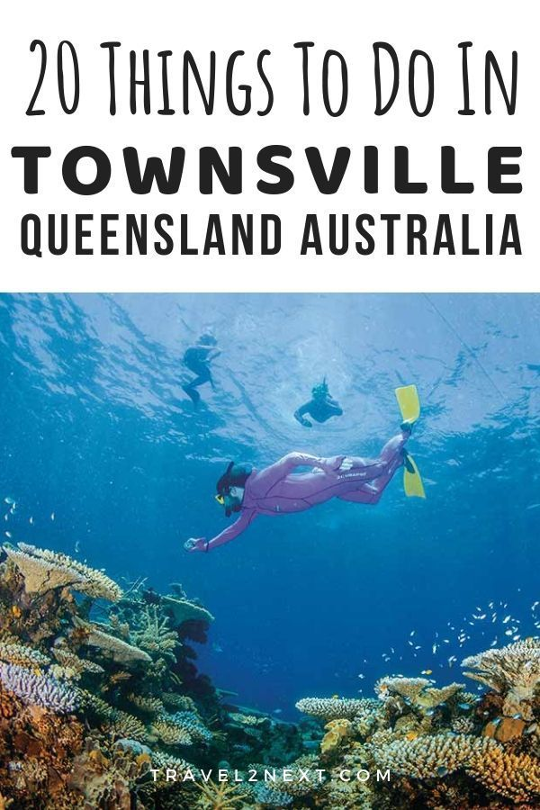 20 Things To Do In Townsville Townsville Things To Do Australian Road Trip