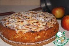 Яблочный пирог от бабушки Эммы Тесто Масло сливочное — 250 г Цедра лимона — 1 шт Ванильный сахар — 1 пакет. Сахар — 150 г Яйцо куриное — 4 шт Соль (щепотка) Разрыхлитель теста (без верха) — 1 ч. л. Мука пшеничная — 270 г Начинка Яблоко (6-7 средних) Сахар (или сахарная пудра ) — 50 г Корица — 1/2 ч. л. Сок лимонный — 1/2 шт