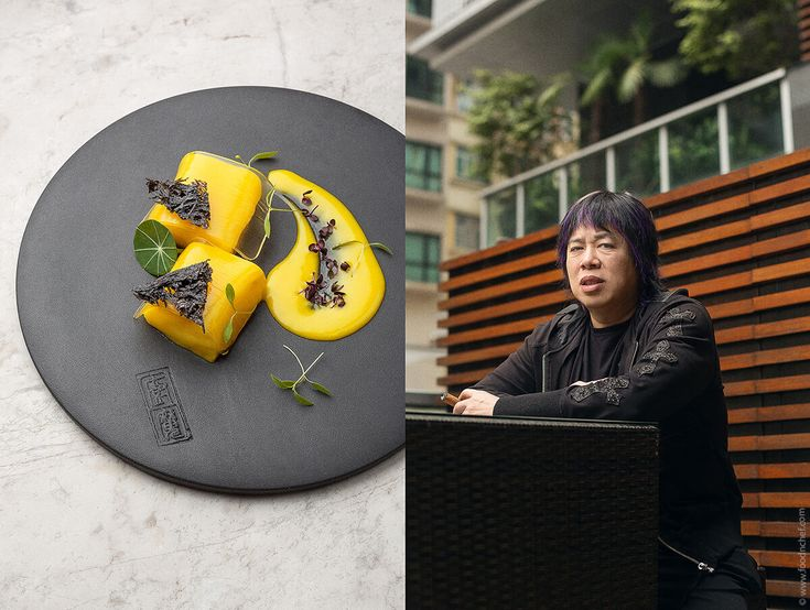 My name is  Alvin Leung and I am a happy chef. I was born in foggy London. Rather known for its grey weather and grumpy people. Where the most elegant dish is a porcelain plate of oat porridge. It is only half truth, of course. Although my dearest mother did not cook thus I was climbing the kitchen mountains all by myself.