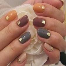 stud manicure - Google Search