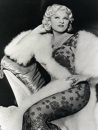 Mae West: Hollywood Glamour, Glamour Girls, Quotes Mae West, Movie Stars, Maewest, Vintage Beautiful, Classic Hollywood, People, Photo