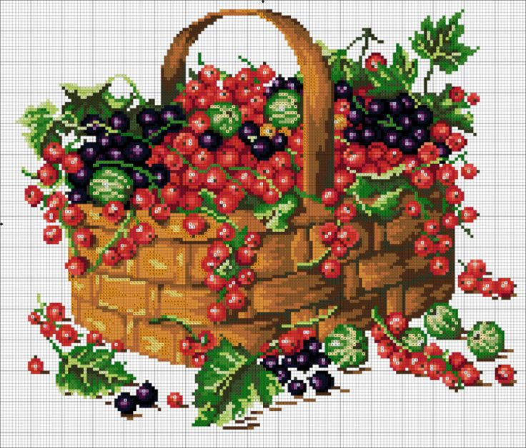 Gallery.ru / Фото #2 - 15 - KIM-3.     Berries in basket