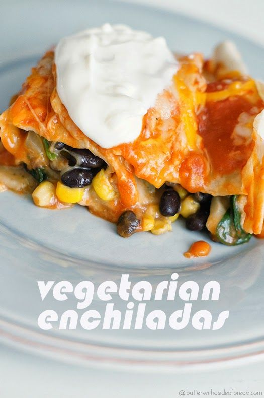 Black Bean And Sweet Potato Enchiladas Thug Kitchen