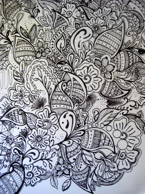 easy sharpie drawings - Google Search | Doodle A Little ...