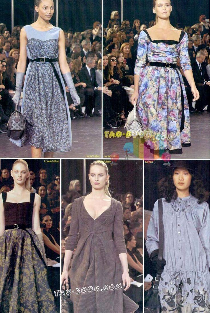 giftjap.info - Интернет-магазин | Japanese book and magazine handicrafts - TOP TREND DRESS 2010-3 2010-2011