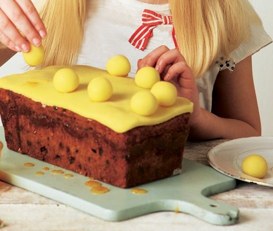 131 best asda easter goodies images on pinterest goodies simnel loaf negle Image collections