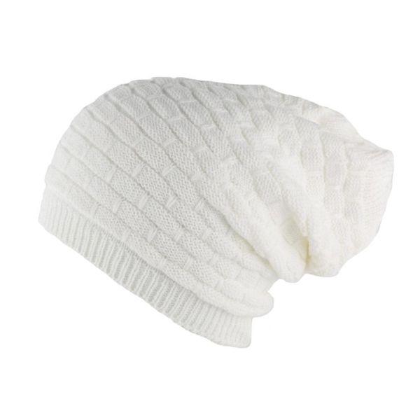 Bonnet Rasta Blanc en laine Ben Nyls Création #bonnet #mode #bonplan #streetwear #soldes2016 sur votre #startup Hatshowroom.com