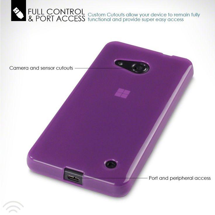 Microsoft Lumia 550 Case, Terrapin Microsoft Lumia 550: Amazon.co.uk: Electronics