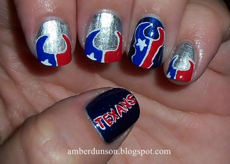 Amber did it!: Sunday Football Series #17~Houston Texans