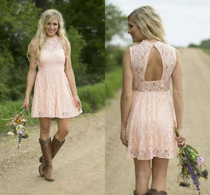 Best 25 Western bridesmaid dresses ideas on Pinterest Tan
