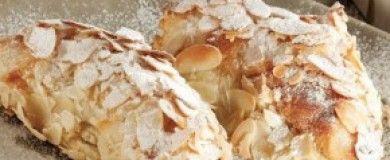 Badem kaplı kruvasan tarifi ve hazırlanışı