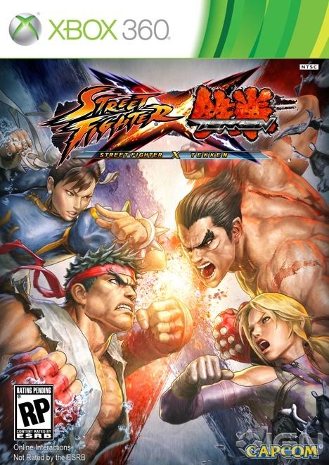 Street Fighter X Tekken  Playstation 3  XBox 360  PC