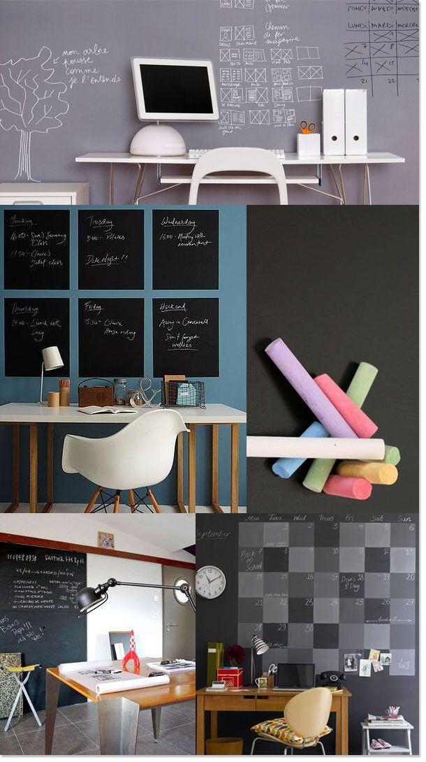 desk,painting,bureau,ardoise,peinture blanche,pintura,oficina,despacho