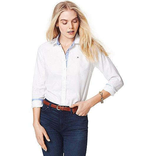 Image for CLASSIC OXFORD SHIRT from Tommy Hilfiger