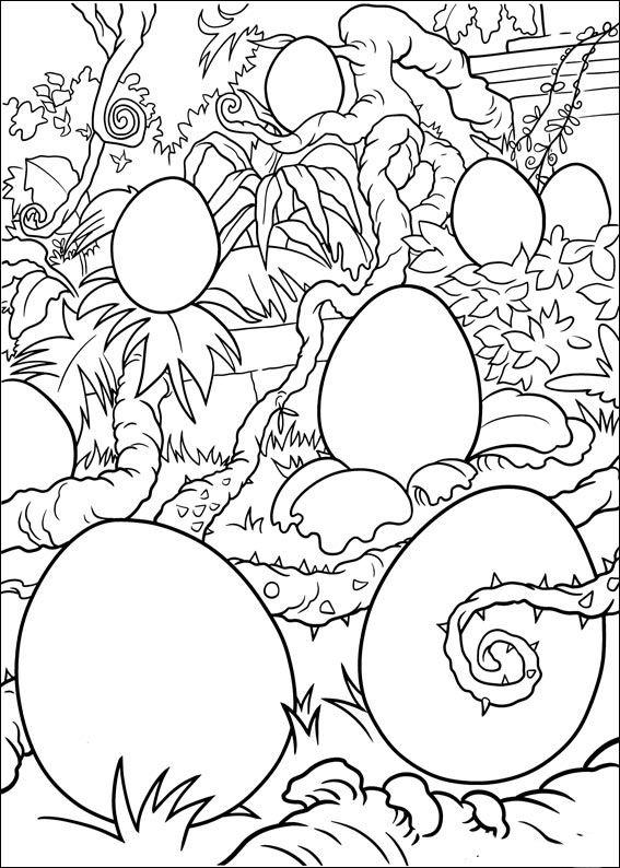 Disegni da colorare per bambini. Colorare e stampa Il gatto con gli stivali 19