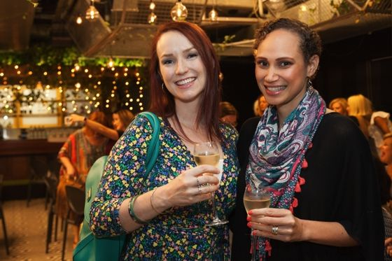 Style + Champagne event | Carolyn Tate, Nikki Parkinson, Gillian Moody | Styling You | Champagne Cartel3