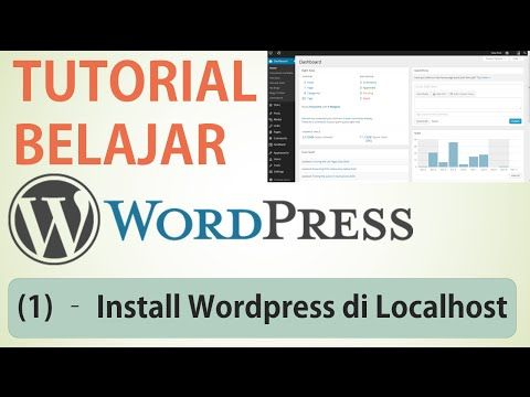 Belajar Wordpress - (1) Install Wordpress di Localhost