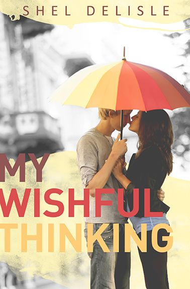 Such a pretty new cover for MY WISHFUL THINKING