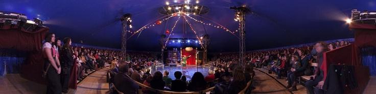 Circo Gran Fele, Valencia, Spain