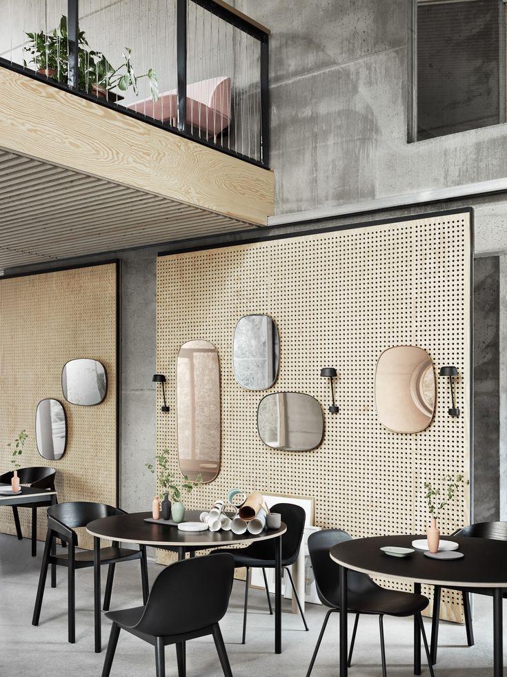 Eigenschaften wandspiegel framed design anderssen voll rahmen stahl spiegel glas framed mirrorswall mirrorscandinavian interior