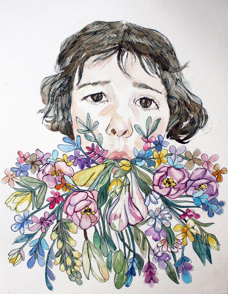 """Primavera"". By Sandra Aguado"