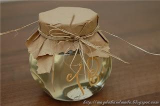 Honey Wedding Gift for Tanţa and Bogdan.