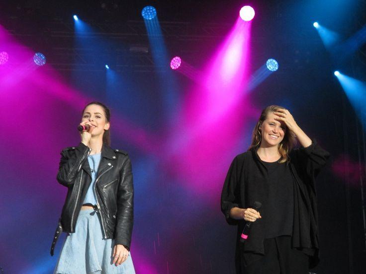 Lena Auf Der Kieler Woche 2015 NDR Bhne Am Ostseekai 28062015