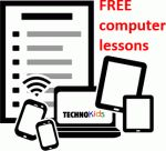 Free Computer Lessons for Kids - Each month receive a free technology activity to download.
