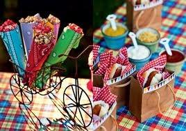 Ideias para Festa Junina #ideias #inspiracao #tema #festa #aniversario #festainfantil #decoracao #comidinhas #ideas #inspiration #birthday #party