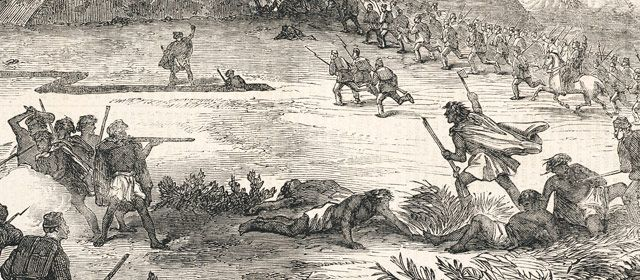 Story : New Zealand Wars - Te Ara - Encyclopaedia of NZ