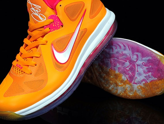 Nike LeBron 9 Low 'Floridians' - New Images - SneakerNews.com