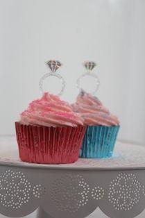 Cupcake Corner engagement ring cupcakes www.cupcakecorner.com
