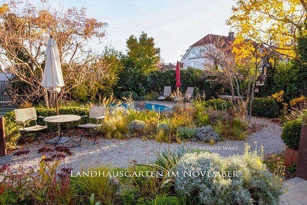 Garten Im Herbst Cottage Garten Garten Gartengestaltung