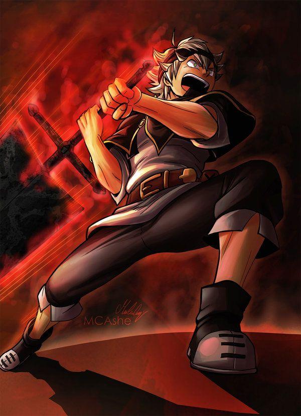 Wallpaper Anime Black Clover 3d gambar ke 16