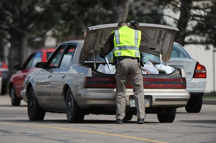 Legal weed states see dramatic decreases in car searches at traffic stops for all races