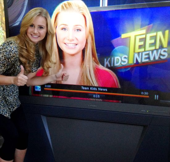 Do you want to be a news #broadcaster? Miss New Jersey Teen USA ...